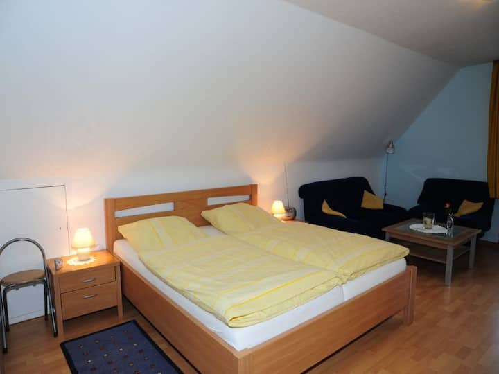 Kuryhof, (Simonswald), Nr. 4, Doppelzimmer mit Dusche und WC