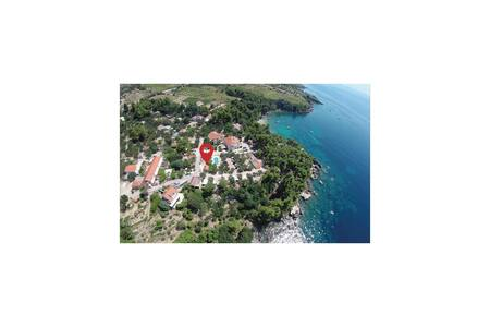 Holiday apartment with 2 bedrooms on 50m² in Orebic