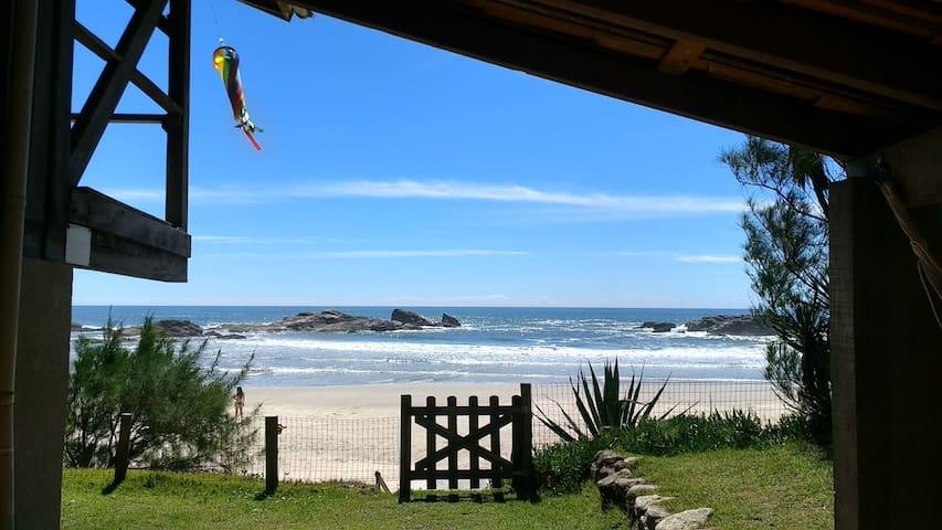 Casa nº1 da Praia da Barra