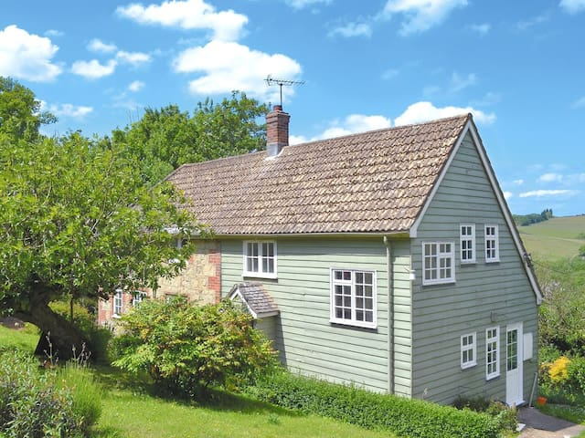 17th century cottage set in beautiful countryside - Newport - Hus