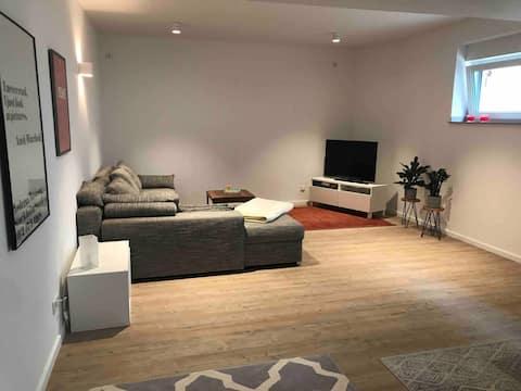 Prywatne studio w apartamencie