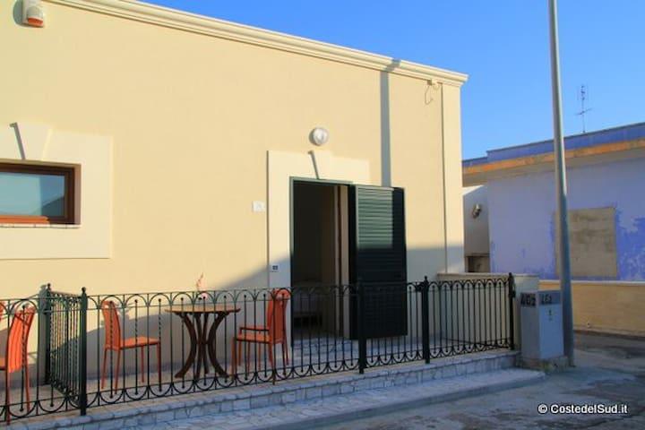 Comodo appartamento nel cuore del Salento - Torre San Giovanni - อพาร์ทเมนท์