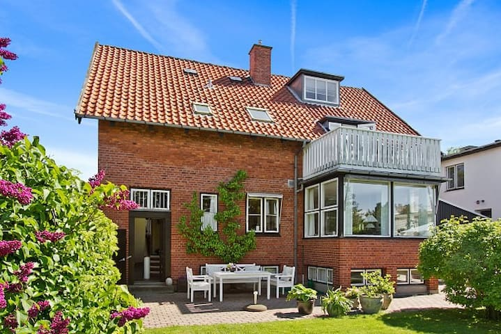 Spacious family home with great outdoor facilities