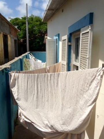 Casa de praia na fronteira Brasil-Uruguai - Barra do Chuí - Haus
