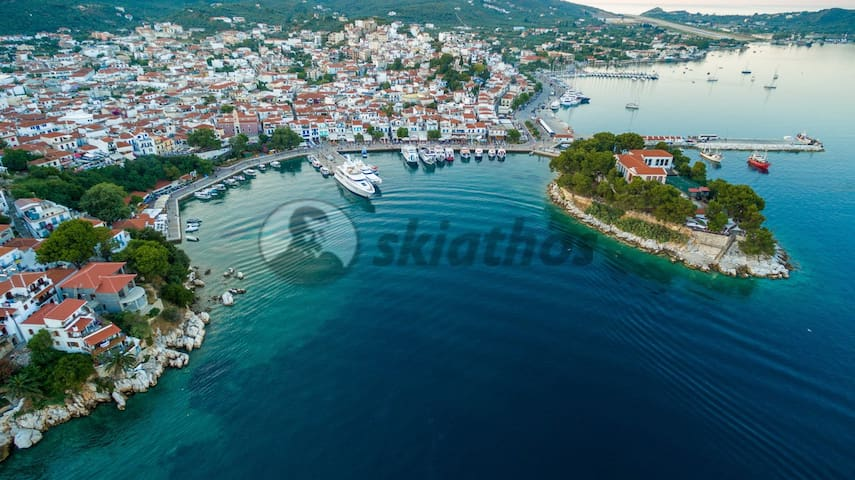 Guidebook for Skiathos