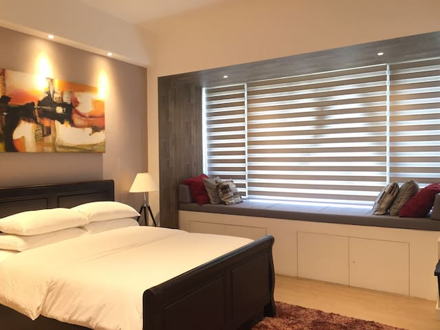 1BR at One Shangrila Place - Mandaluyong City - Huoneisto