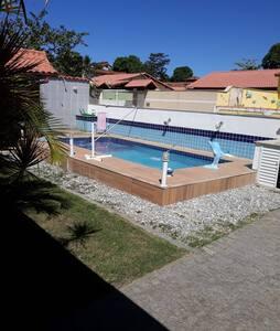Linda Casa completa  para suas férias ou feriados