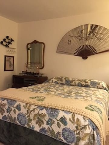 Queen Bedroom with Private Bathroom - Fairfield - Selveierleilighet