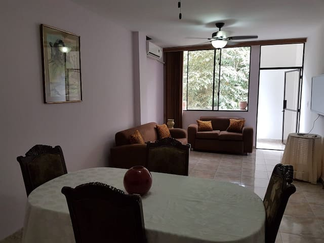 Acojedor Apartamento en Residencial Espinar