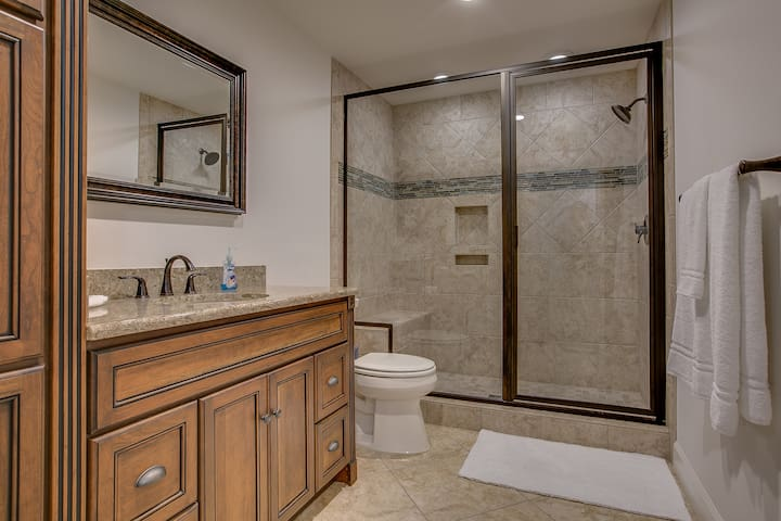 Guest bath downstairs