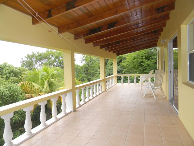 Sweet Lime Terrace - Salem - Appartement