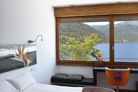 Double room with view - El Barraco