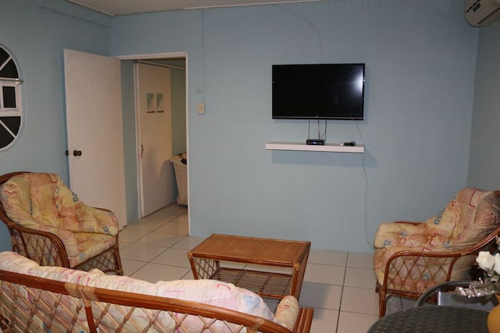 Private Guest Suite in Trincity