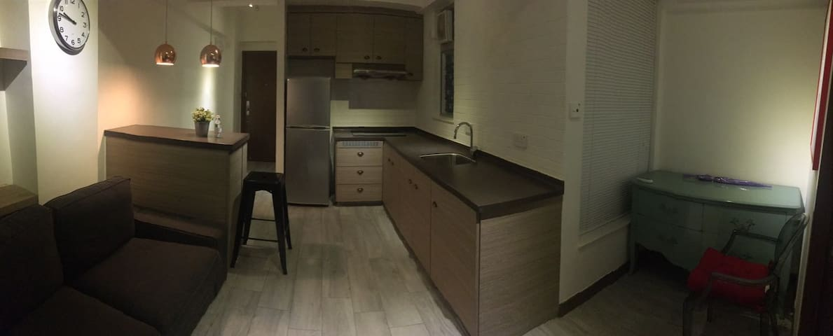 Modern,Stylish & Cosy Apt. Exclusive Availability. - Hong Kong - Apartamento