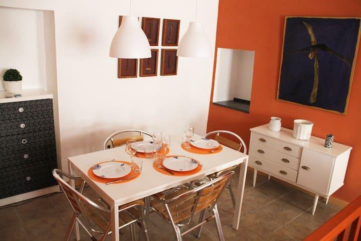 Dúplex en el Centro Histórico de Tarragona - タラゴナ - アパート