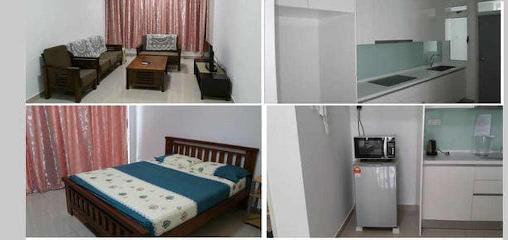 5* Apt Home Stay 4+1 Pax for Family holiday maker
