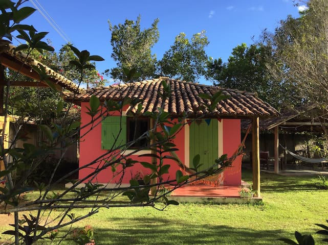 A beautiful cottage in a wonderful garden - Trancoso - Haus