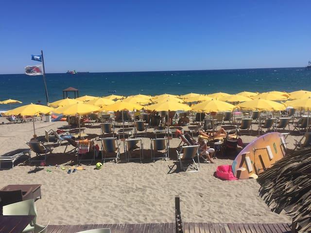 Relax on the sea: bilocale arredato - Savona - Daire