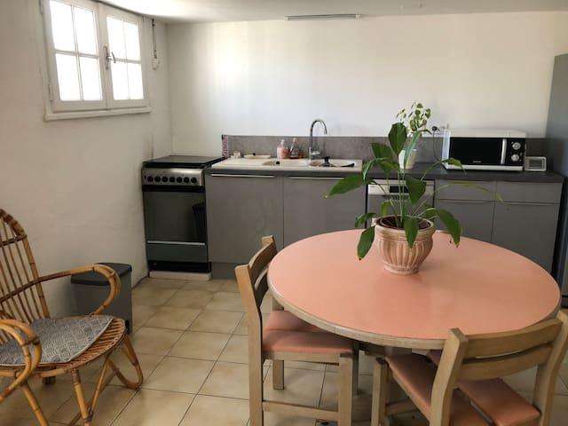 Jolie appartement entre Avignon et Orange