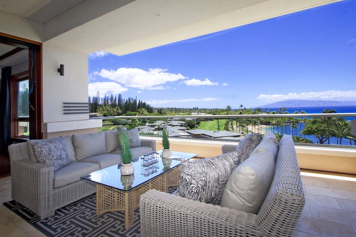 Jasmine Residence 5-301 located at the Montage Kapalua Bay