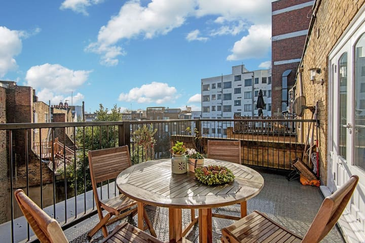 Homely - in the Heart of Camden - Londres - Apartamento