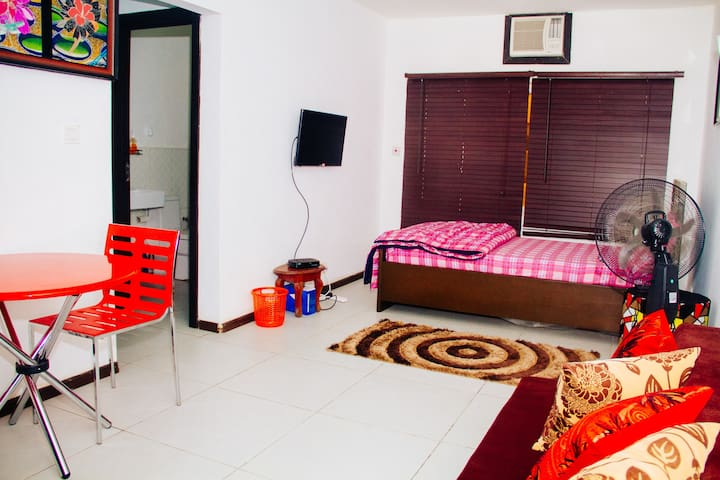 Luxury and Tastefully Decorated Studio Apartment - Lagos