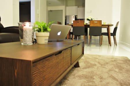 BORA @ Twin Residences Johor Bharu - Lakás