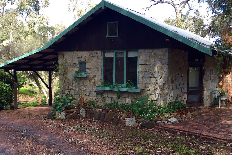 Our little cottage...