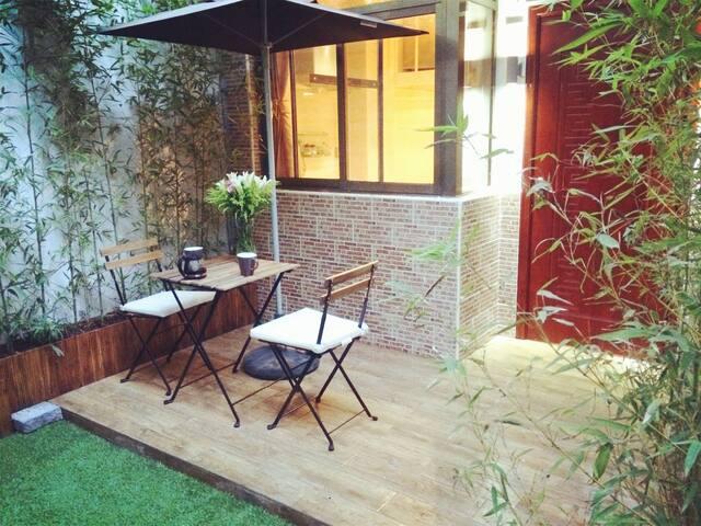 Boutique Apartment | 廣州市中心 | 江南西地鐵站 | 網紅聚集地 | 公寓整租