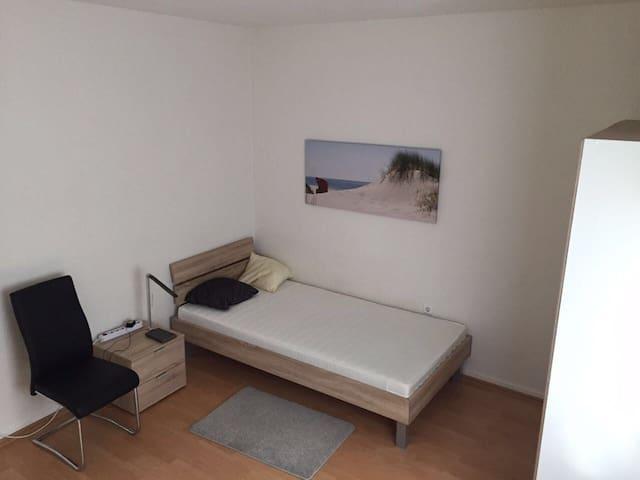 Gemütliche Wohnung für interessante Leute - Münster - อพาร์ทเมนท์