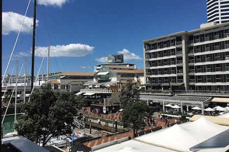 Auckland Viaduct Studio - With Parking - Auckland - Appartement