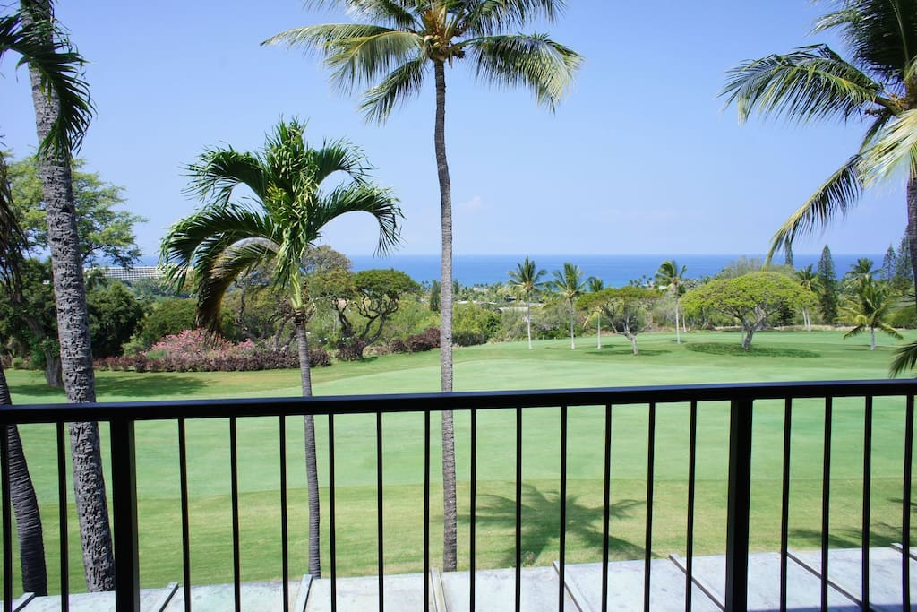 Ocean And Golf Course Views!