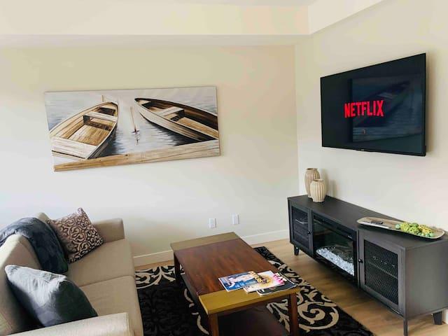 Bright Elegant 1bedroom in Chinatown!