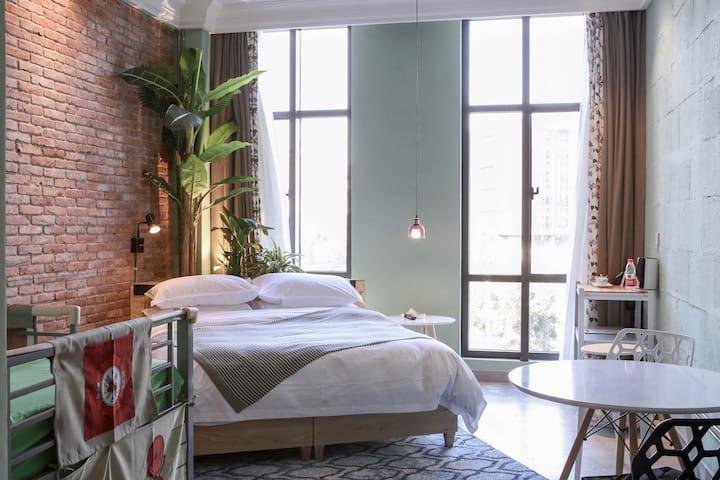 我们是开在城市里的民宿,是Cafe+Hotel形式! - 舟山市 - Appartement