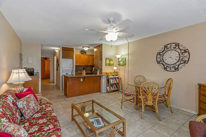 Maui Vista - beautifully decorated condo