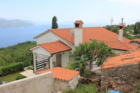 One bedroom house with terrace and sea view Zagore, Opatija (K-7921) - Zagore