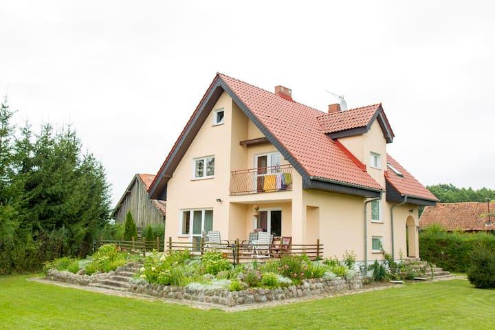 Holiday Home na Mazurach koło Ełku