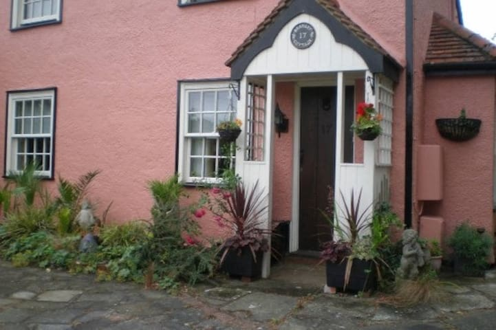 Beamed Cottage in Writtle Village