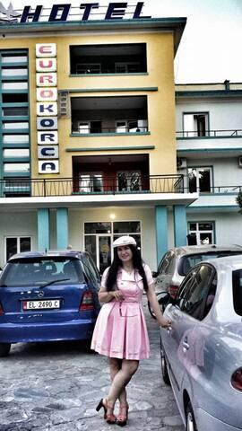 Hotel Euro Korca Lake view