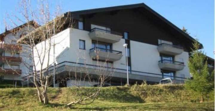 Studio-Wohnung Haus Brisiblick, 2 Betten