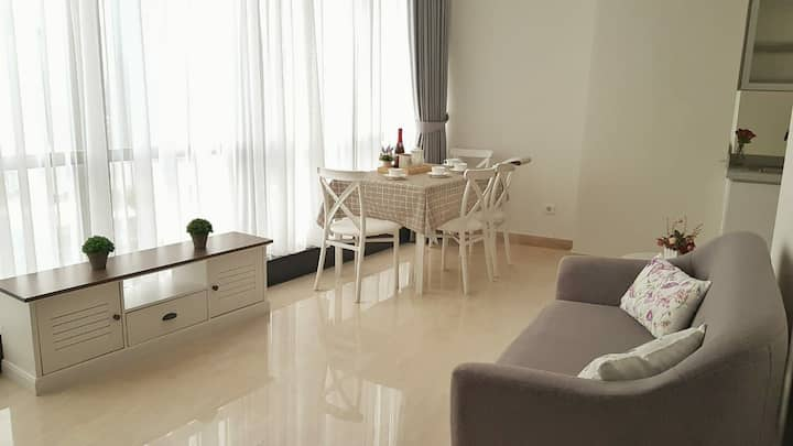 COZY STAY 2BR @ Sudirman Suites Jakarta CBD Benhil