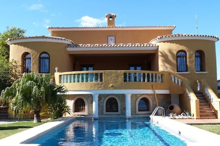 Stunning traditional villa, 10 mins from sea. - Dénia