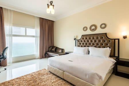 Standard Room - King Sea View