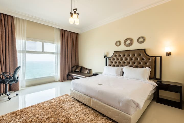 Standard Room - King Sea View