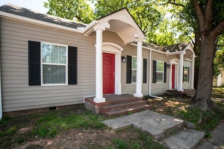 The Charming Henry House in Chickasha, OK!