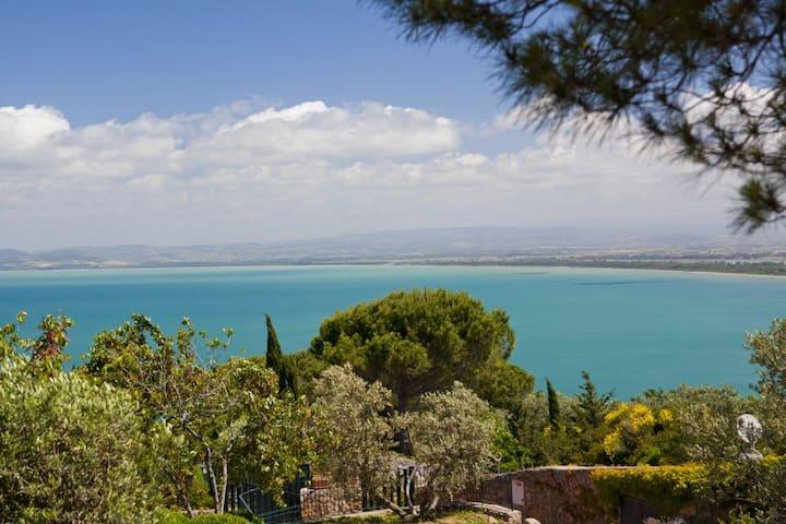 Apartment with balcony & sea view - Monte Argentario - Departamento