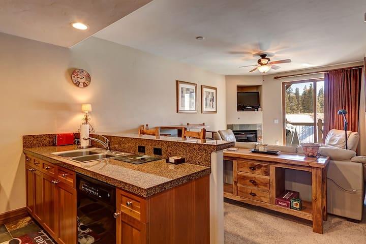 Lodge at Highland Greens 211 Condo - Breckenridge - Condominium