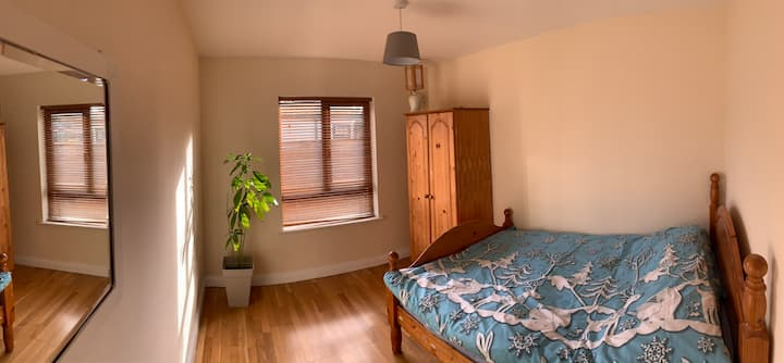 lovely bedroom 1 in Newbridge