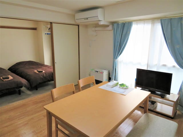 ❤Good location Sapporo! !/Free Portable Wifi #27