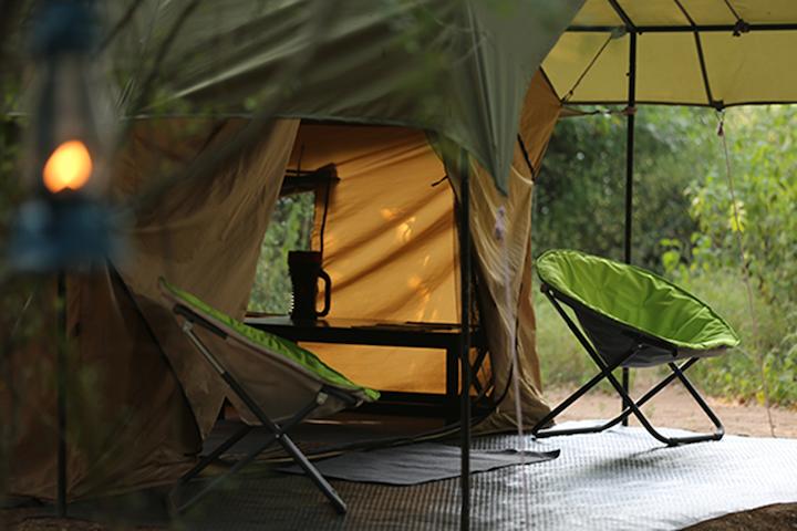 Base Camp Wilpattu - All inclusive